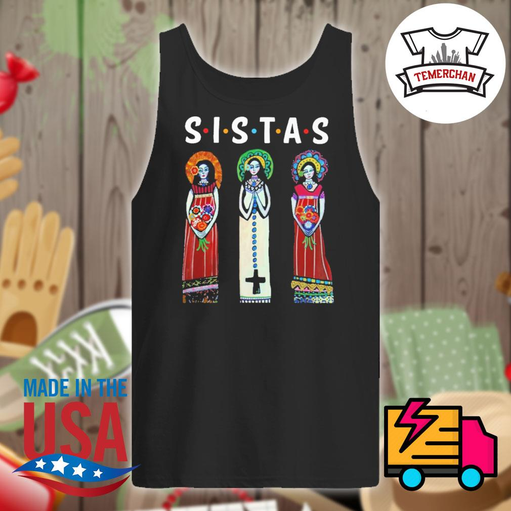 Latin and culture girl Sistas s Tank-top