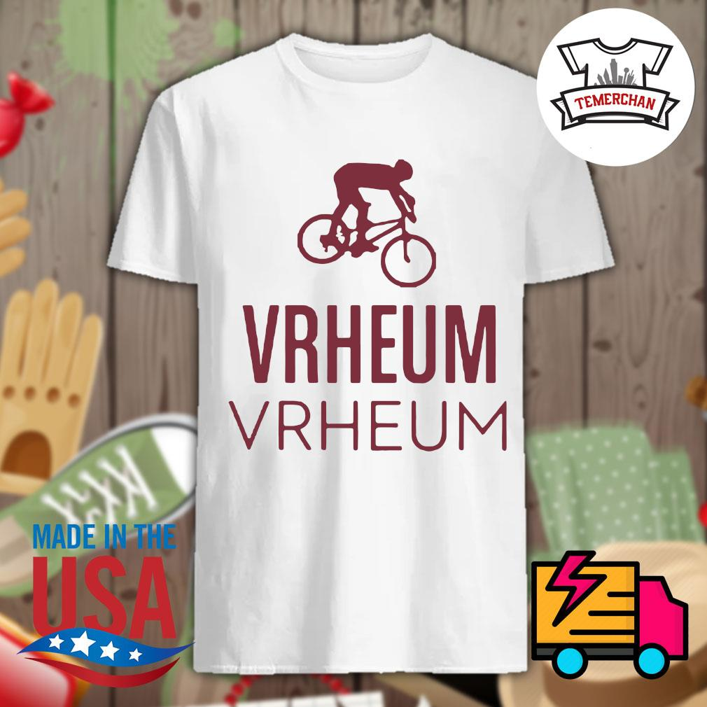 Bicycle Vrhuem shirt