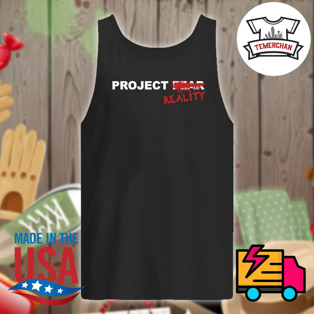 Project Fear Reality s Tank-top