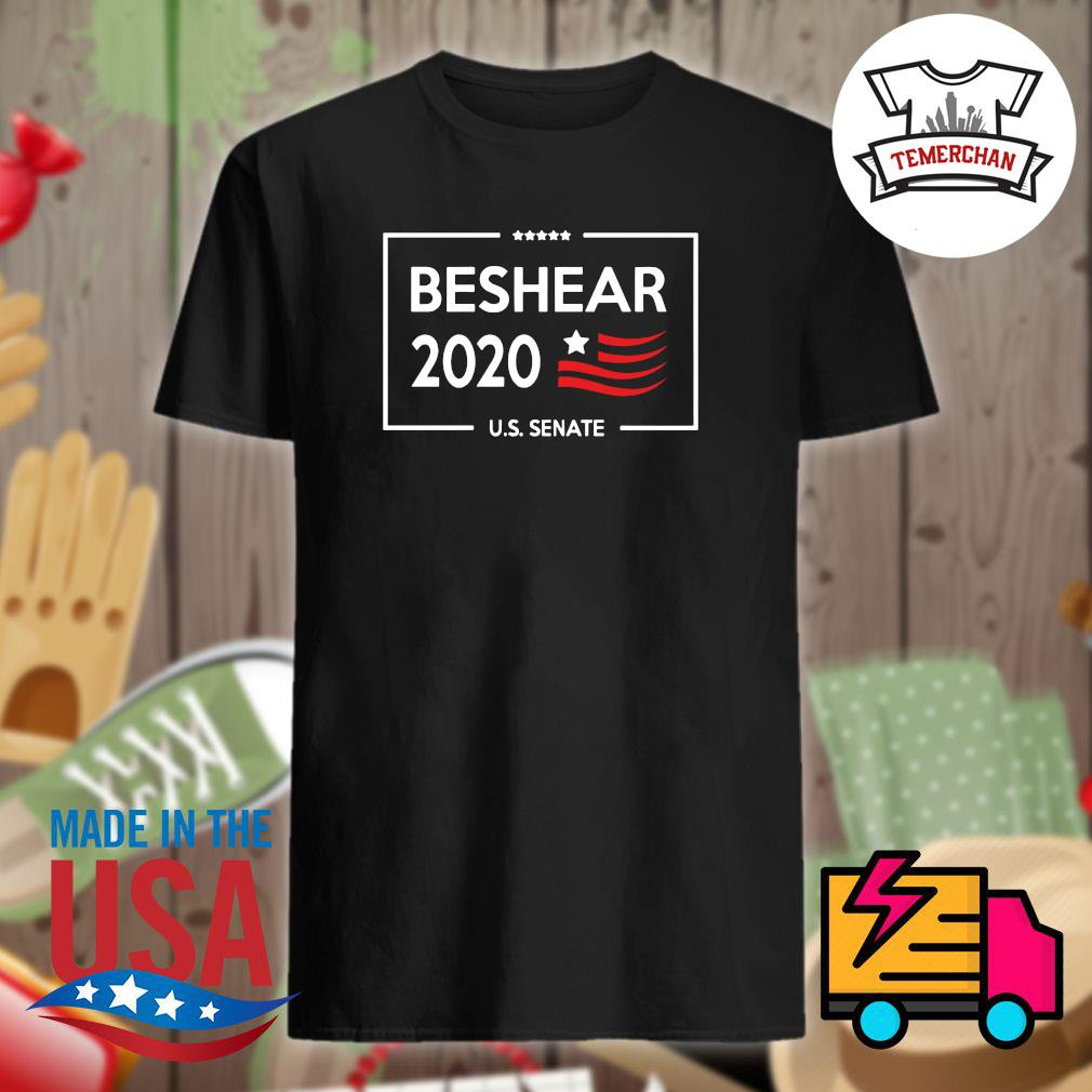 Beshear 2020 Us senate shirt