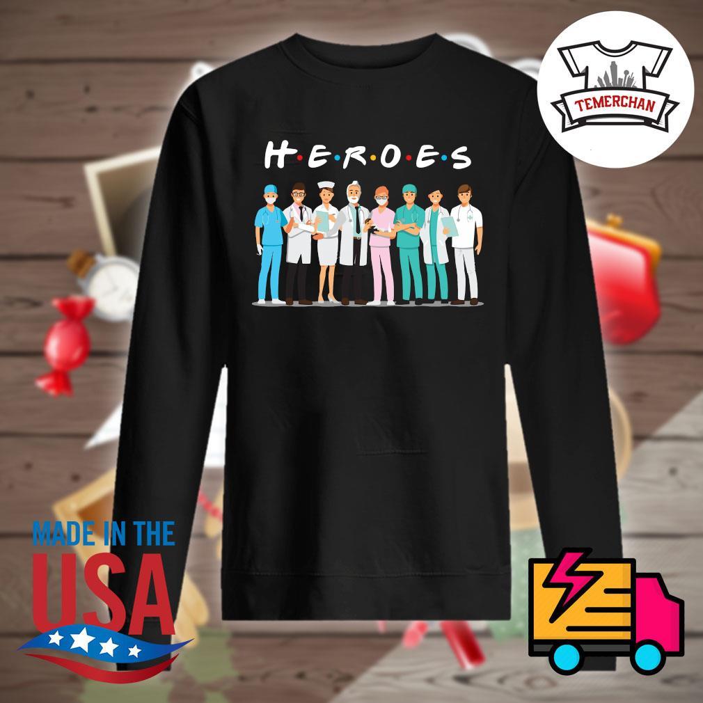 Healthcare worker heroes s Sweater