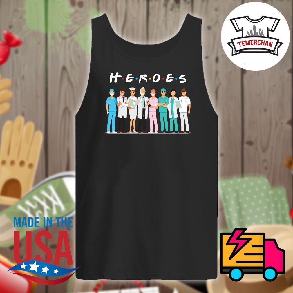 Healthcare worker heroes s Tank-top