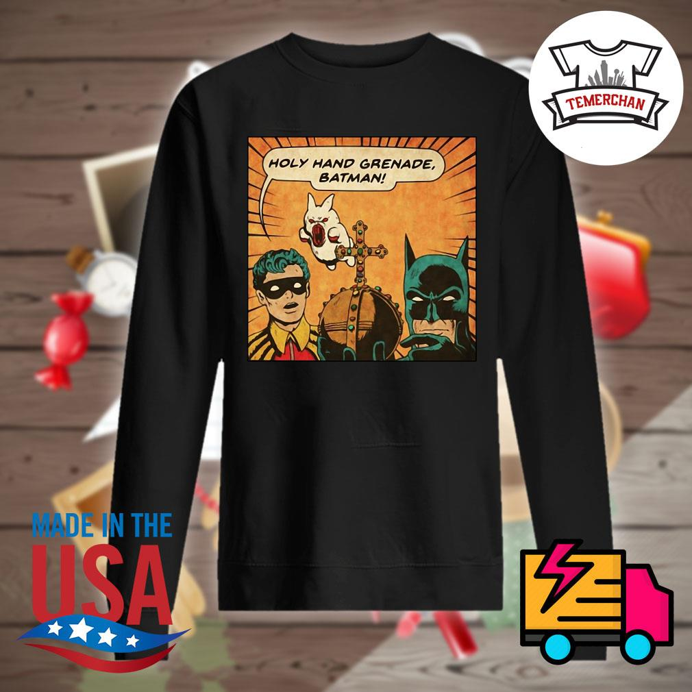 Holy hand greanade batman s Sweater