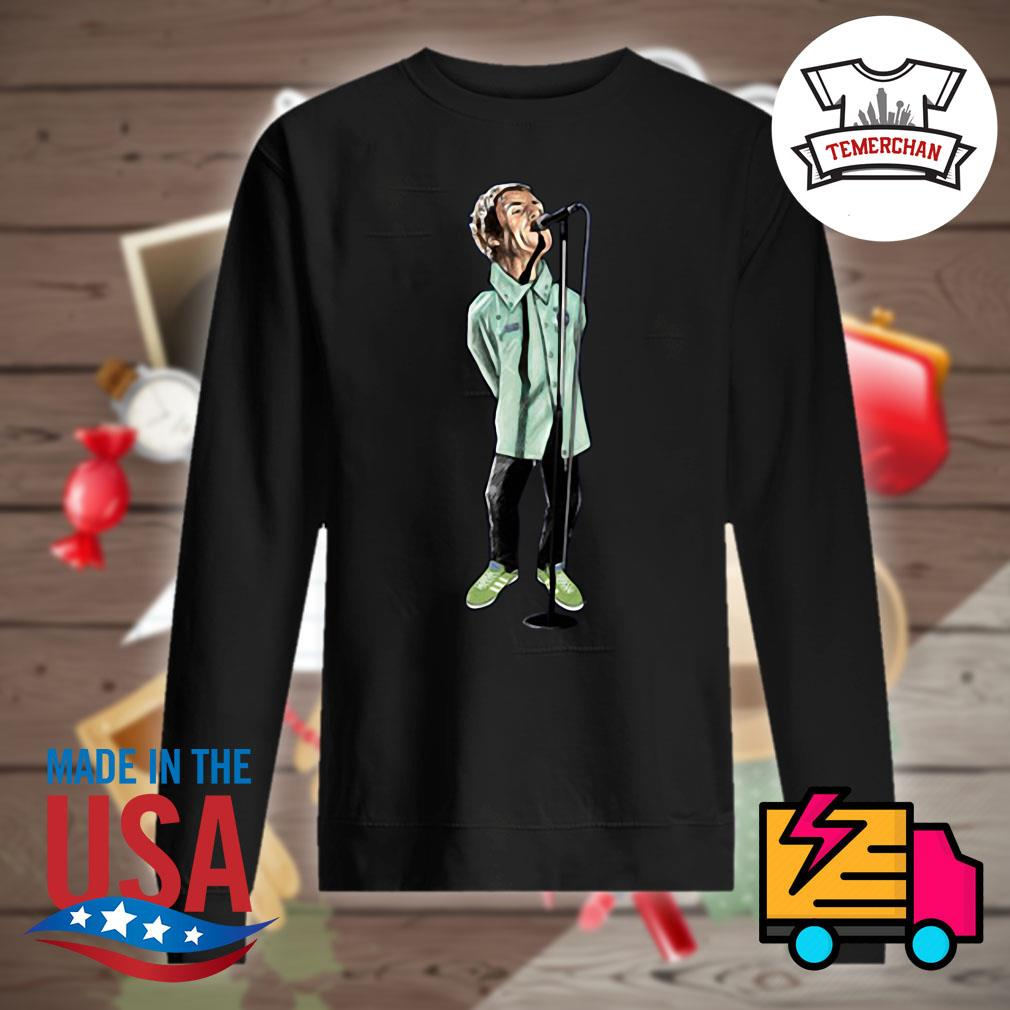 Liam Gallagher single s Sweater