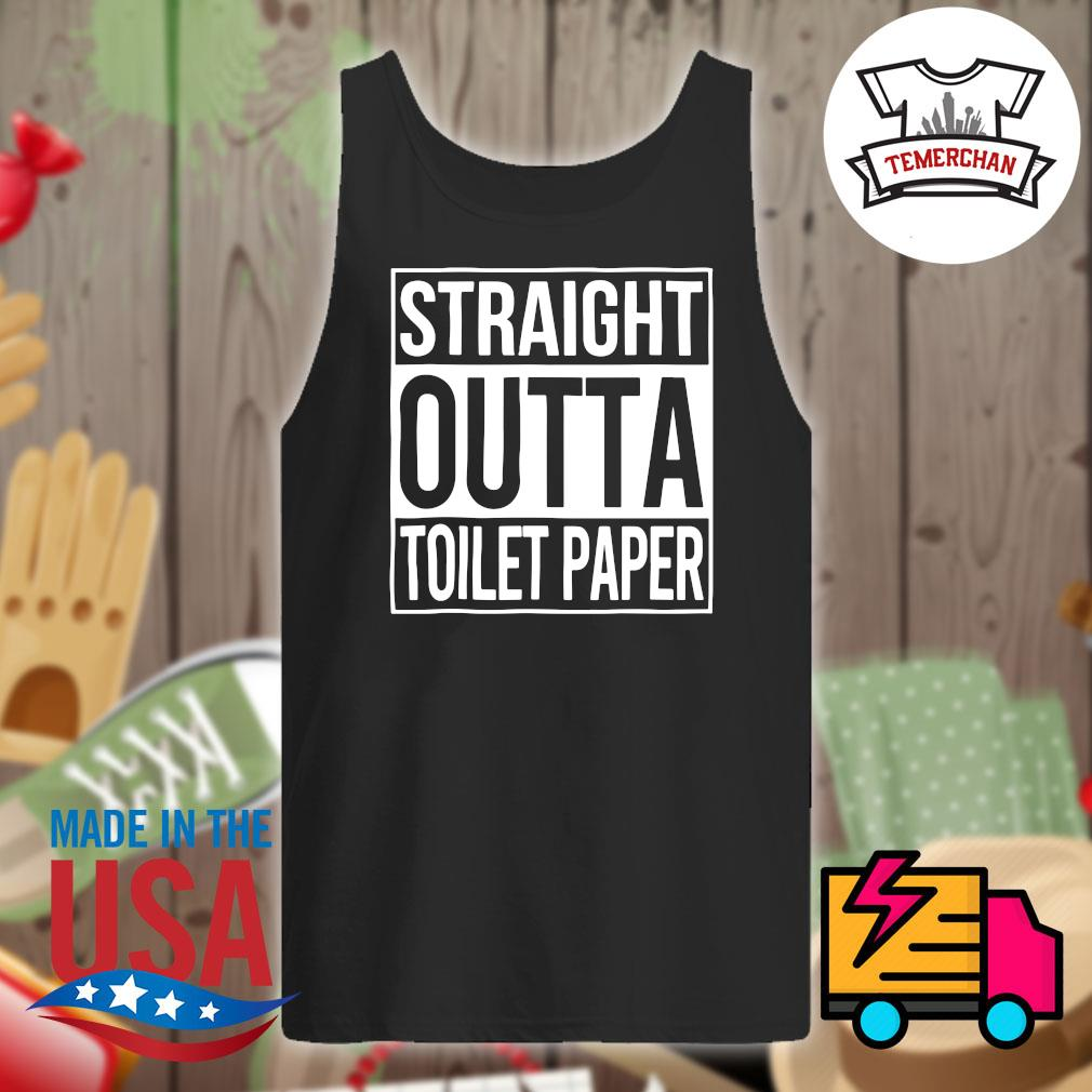Straight outta toilet paper s Tank-top