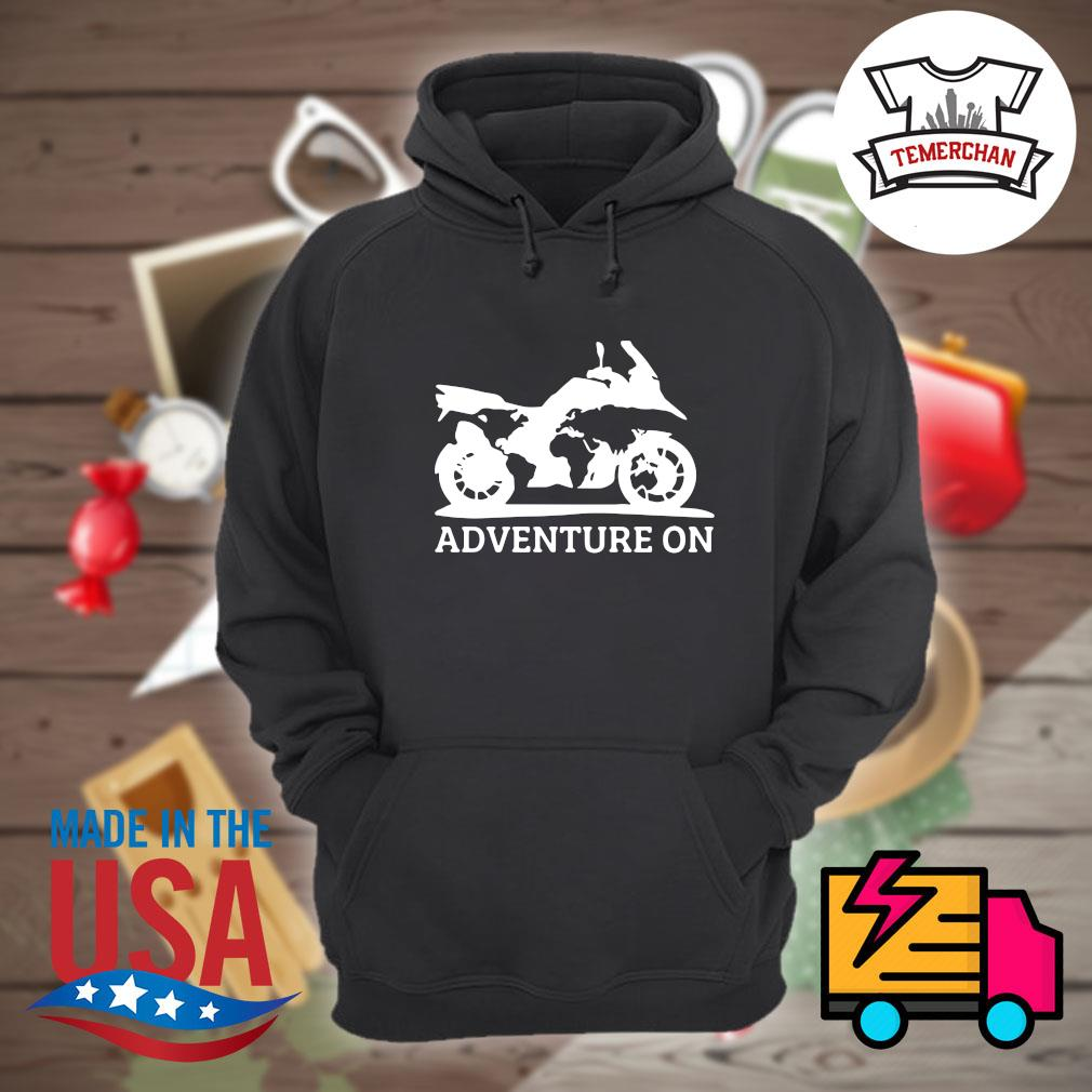 Motor Adventure on s Hoodie