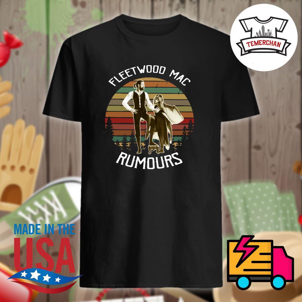 Fleetwood Mac Rumours vintage shirt