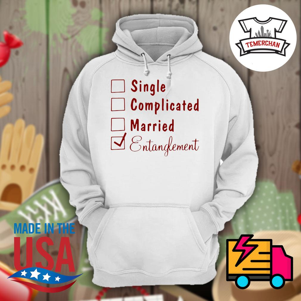 Single complicated married entanglement s Hoodie