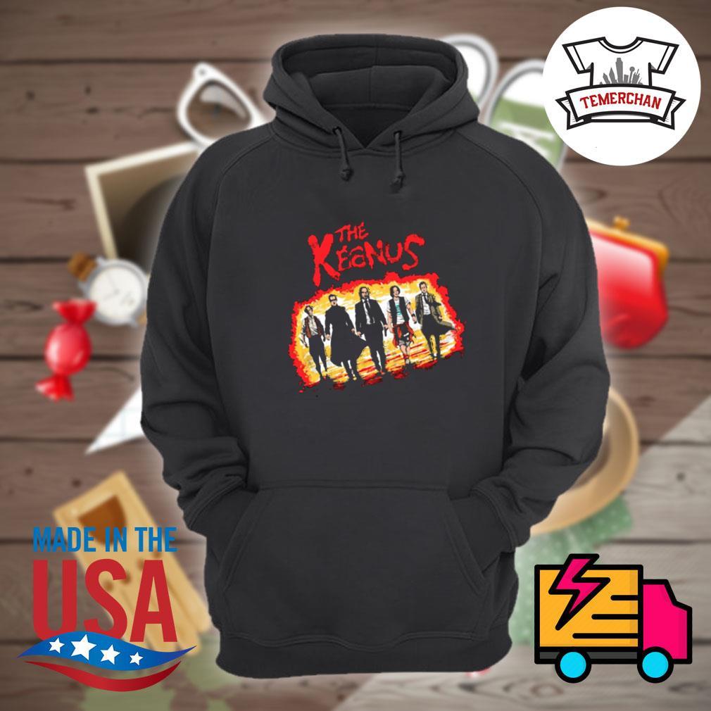 The Keanus Reeves characters s Hoodie