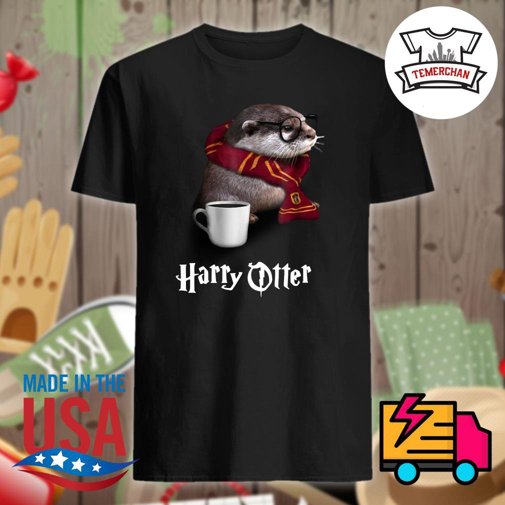 Otter Harry Otter Halloween shirt