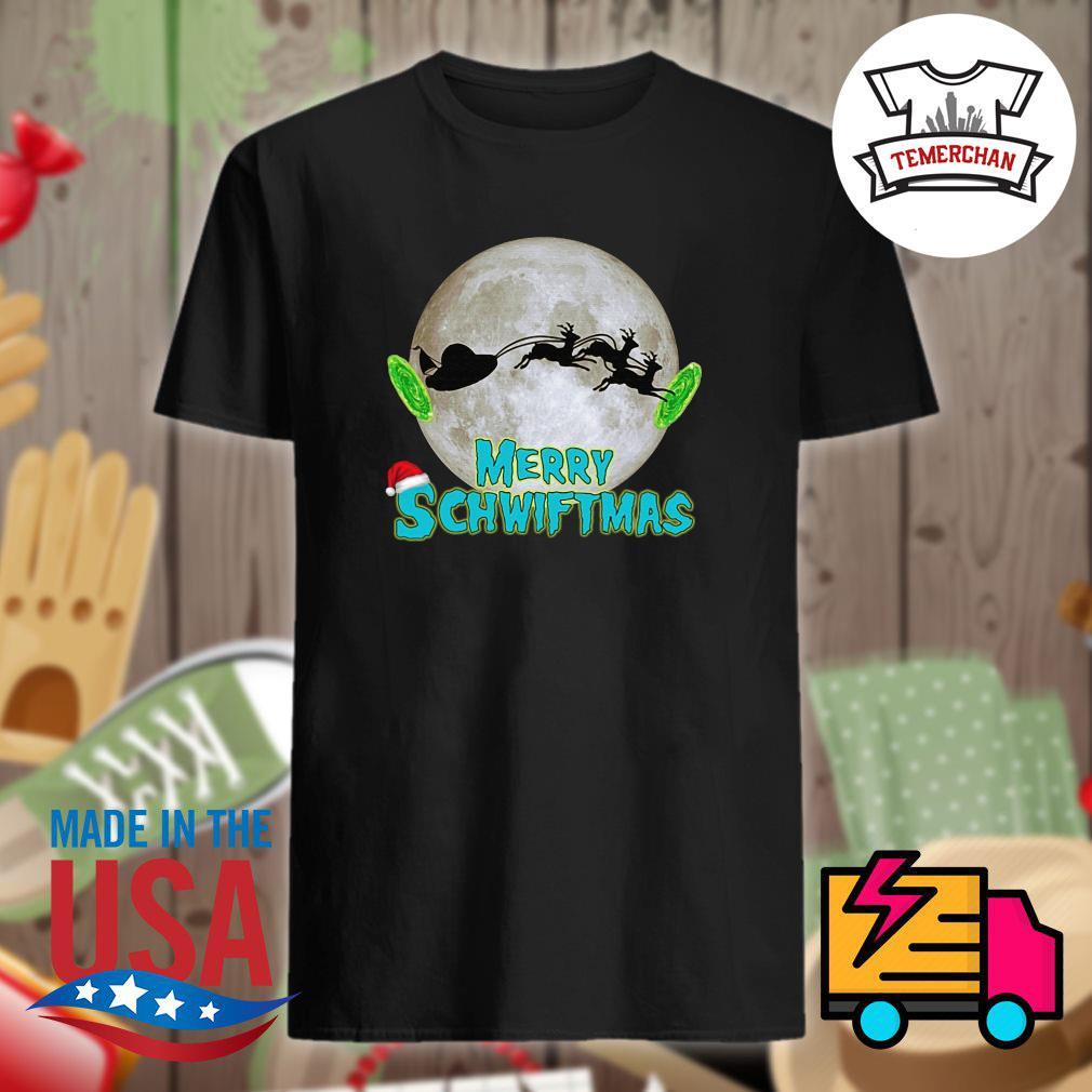 Reindeer Merry Schwiftmas shirt