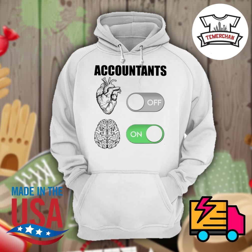 Accountants off on s Hoodie