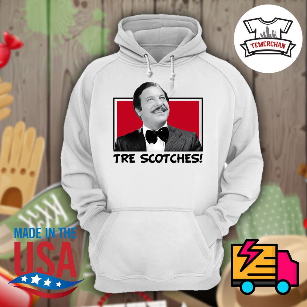 Guido Nicheli tre Scotches s Hoodie