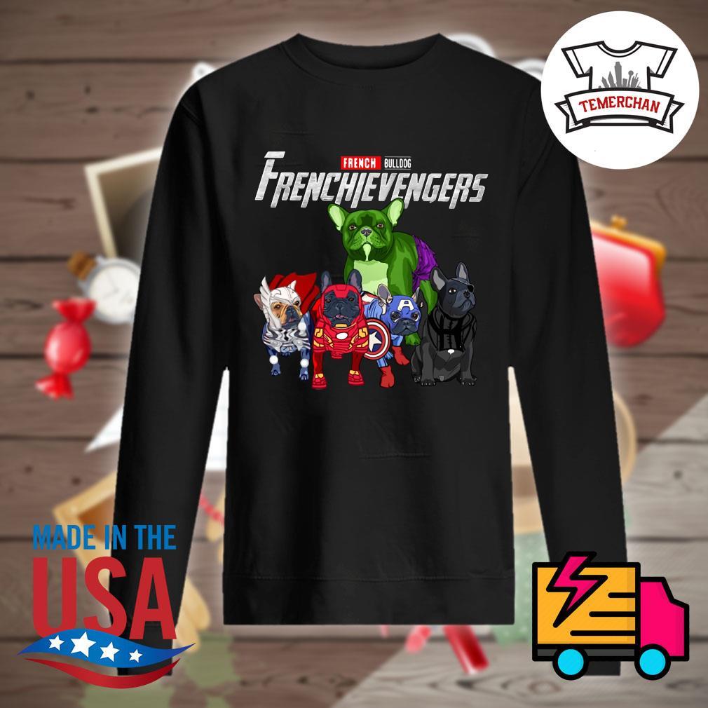 Marvel Avenger French Bulldog Frenchievengers s Sweater