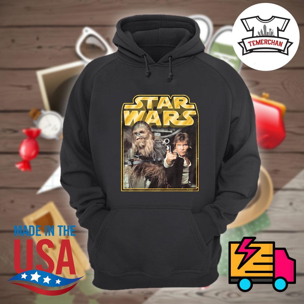 Star Wars Chewbacca and Han Solo s Hoodie