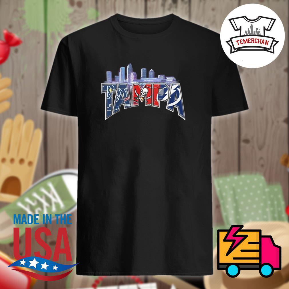 Tampa Bay stadium shirt