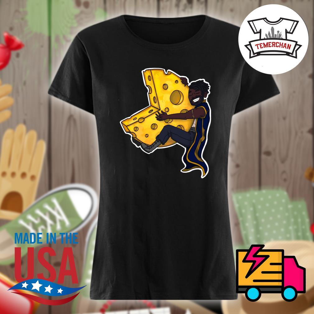 Cheese my Best Friend s Ladies t-shirt