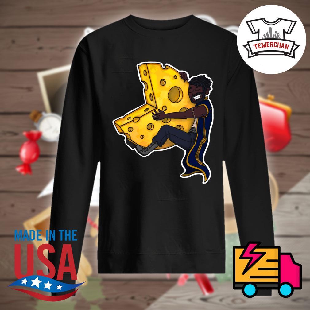 Cheese my Best Friend s Sweater